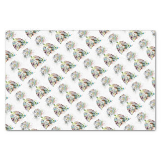 Medical Gifts Heart and Lungs Motif Tissue Paper