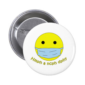 Medical Humor Products 2 Inch Round Button