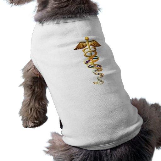 Medical Insignia Dog Shirt