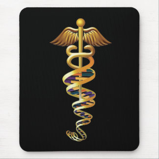 Medical Insignia Mouse Pad
