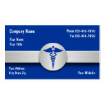 Medical Insurance Business Cards