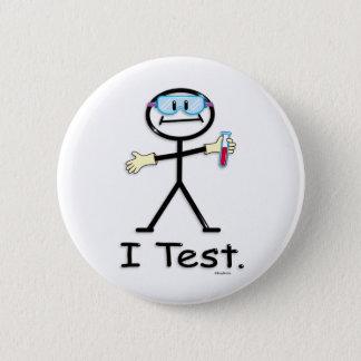 Medical Lab Tech 2 Inch Round Button