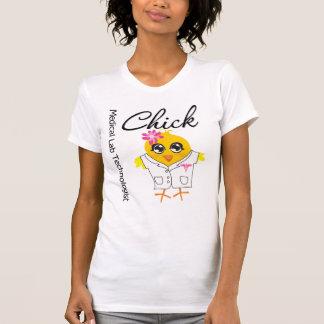 Medical Lab Technologist Chick T-Shirt