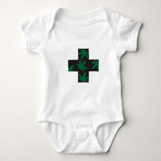 Medical Marijuana Baby Bodysuit