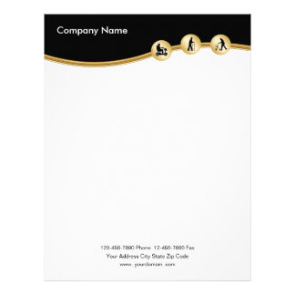 Medical Mobility Theme Letterhead