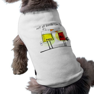 Medical Nurse Birds Dog Tee Shirt