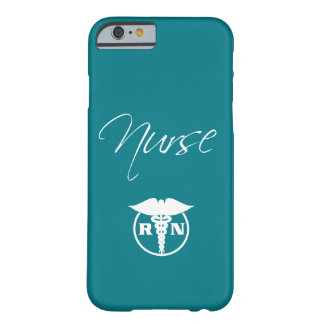 Medical Nurse Theme Barely There iPhone 6 Case