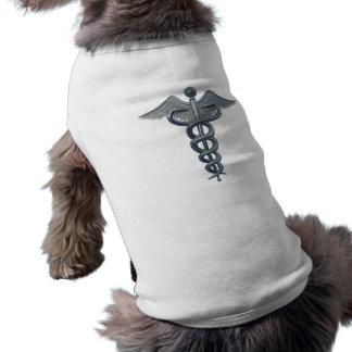 Medical Profession Symbol Doggie Tshirt