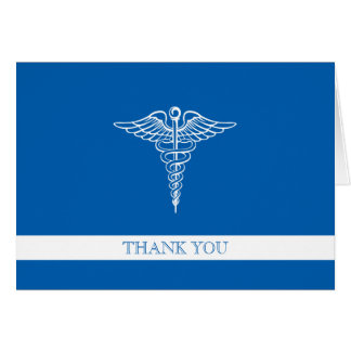 Medical Professional Custom Thank You Card