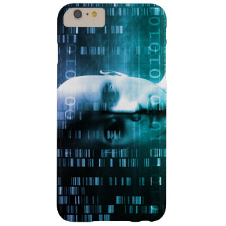 Medical Research in Genetics and DNA Science Barely There iPhone 6 Plus Case