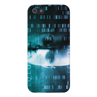 Medical Research in Genetics and DNA Science Cover For iPhone 5/5S