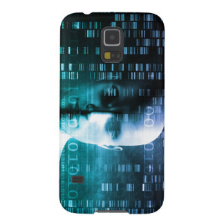 Medical Research in Genetics and DNA Science Galaxy S5 Case