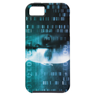 Medical Research in Genetics and DNA Science iPhone 5 Case