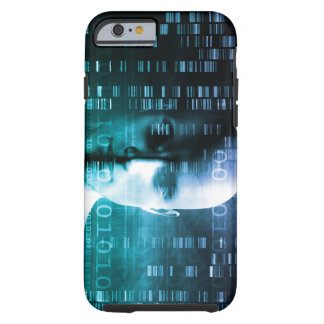 Medical Research in Genetics and DNA Science Tough iPhone 6 Case