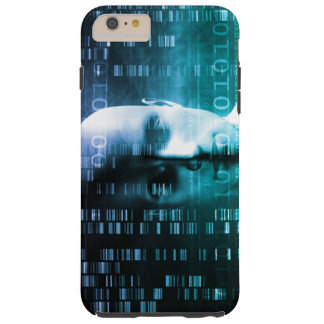 Medical Research in Genetics and DNA Science Tough iPhone 6 Plus Case