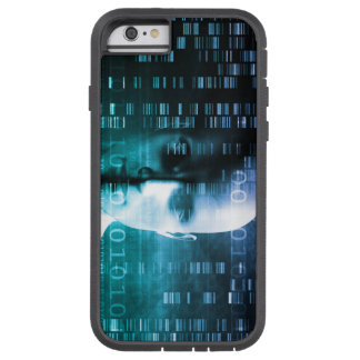 Medical Research in Genetics and DNA Science Tough Xtreme iPhone 6 Case