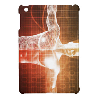 Medical Research on the Human Body as Concept iPad Mini Cover