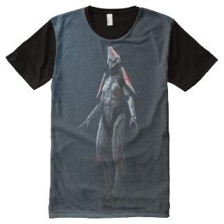 Medical-Robotics-Droid-T629 (MRD-T629) All-Over-Print T-Shirt