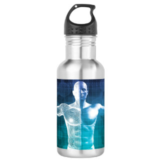 Medical Science 532 Ml Water Bottle