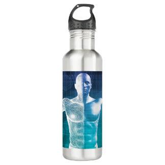 Medical Science 710 Ml Water Bottle