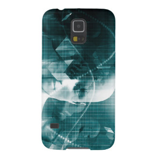 Medical Science Futuristic Technology as a Art Case For Galaxy S5