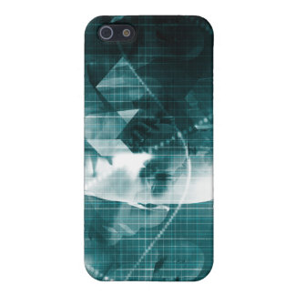 Medical Science Futuristic Technology as a Art Case For The iPhone 5