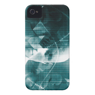 Medical Science Futuristic Technology as a Art Case-Mate iPhone 4 Case