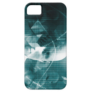 Medical Science Futuristic Technology as a Art iPhone 5 Case