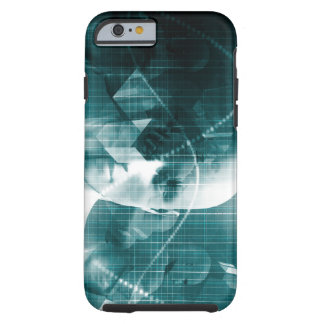Medical Science Futuristic Technology as a Art Tough iPhone 6 Case