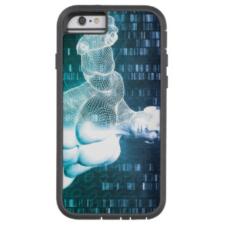Medical Technology with Scientist Engineer on DNA Tough Xtreme iPhone 6 Case