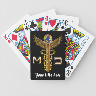 Medical Universal Design Artist Concept VIEW ABOUT Poker Deck