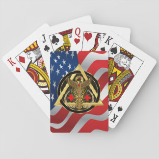 Medical Universal Important View About Design Playing Cards