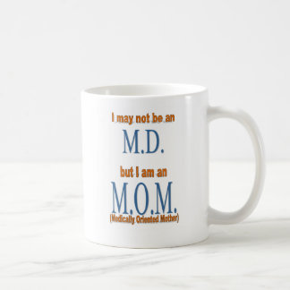 Medically Oriented Mother - Mug