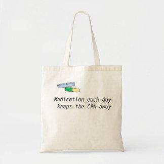Médicament chaque sac de jour (CPN)