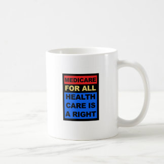 Medicare for All - Healthcare is a Right Coffee Mug