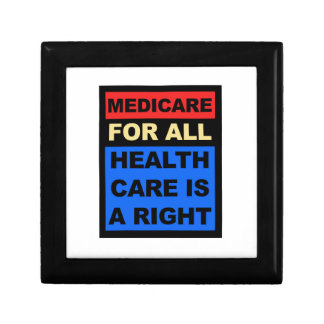 Medicare for All - Healthcare is a Right Gift Box