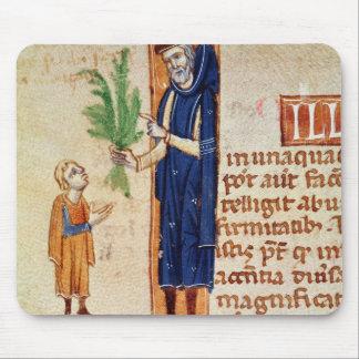 Medicinal Plants Mouse Pad