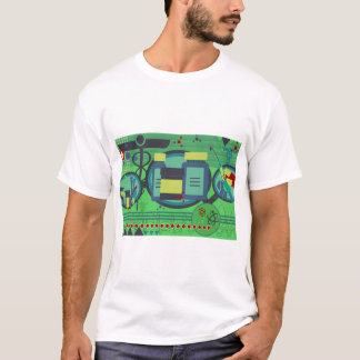 Medicine And Science Mens T-Shirt