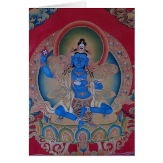 Medicine Buddha Card