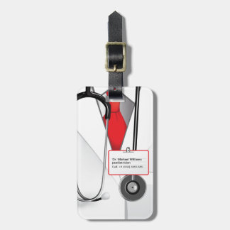 Medicine Doctor Luggage Tag