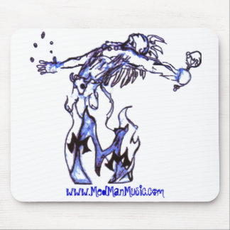 Medicine Man Music - Logo Mousepad