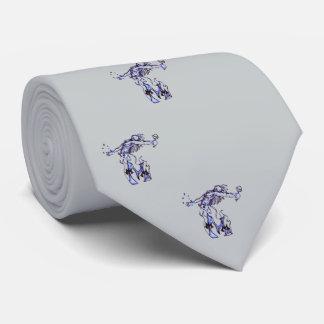 "Medicine Man Music - ""Winding Road"" Logo Necktie"
