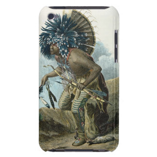 Medicine man of the Mandan tribe in the costume of iPod Touch Cover