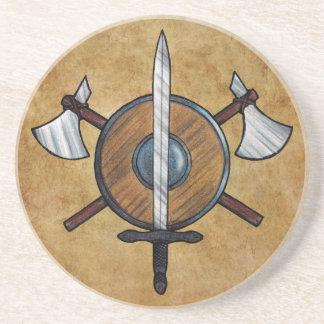 Medieval Arms Coaster