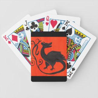 Medieval Beastie Poker Deck