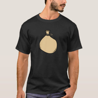 Medieval Brown Sack Bag T-Shirt
