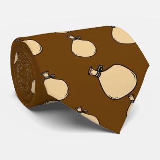 Medieval Brown Sack Bag Tie