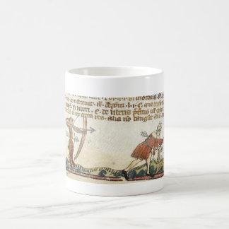 Medieval Bunny Mug