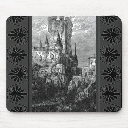 Medieval Castle Mouse Pad
