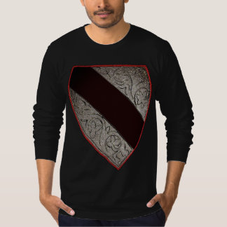 Medieval Crest and Helmet III T-Shirt